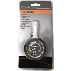 Tyre Gauge, Dial - 0-60 PSI, , scaau_hi-res