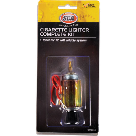 12V Cigarette Lighter Kit, , scaau_hi-res