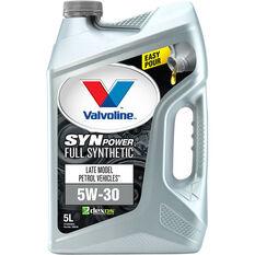 Valvoline Synpower DX-1 Engine Oil - 5W-30 5 Litre, , scaau_hi-res