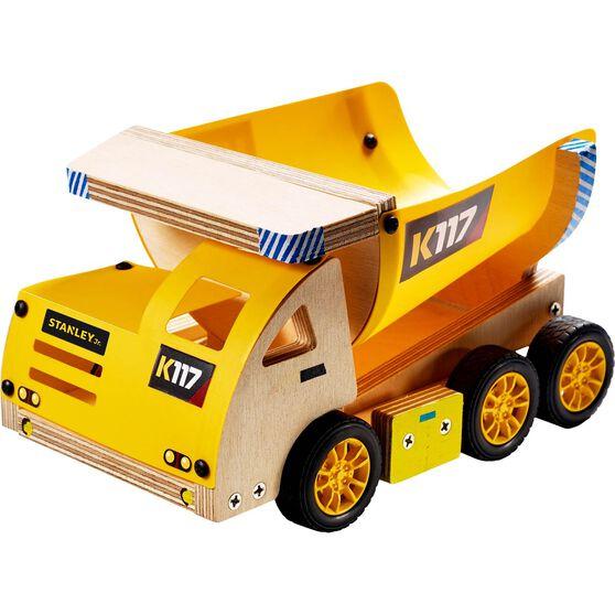 Stanley Jnr Build Kit - Dump Truck, Large, , scaau_hi-res