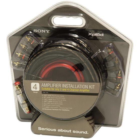 sony amplifier wiring kit - 4 channel, 4g, sony-4ga, , scaau_hi