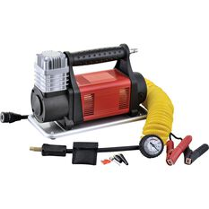12 Volt Tyre Inflator - Lightning, 95LPM, , scaau_hi-res