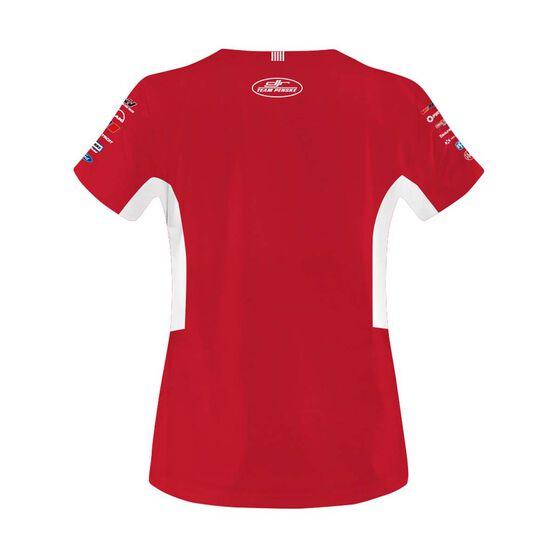 Shell V-Power Racing Team Women's 2020 T-Shirt, Red, scaau_hi-res
