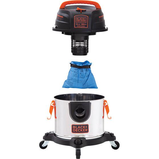 Black & Decker 15L Wet and Dry Vacuum, , scaau_hi-res