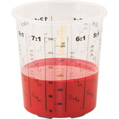 PAINT MIXING CUP - 650ML, VELOCITY, , scaau_hi-res