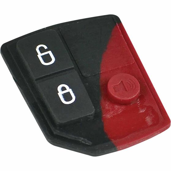 MAP Key Remote Button Replacement - Suits Ford Falcon BA - BF, 3 Button, KF113, , scaau_hi-res