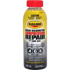 Rislone High Kilometre Compression Repair 500mL, , scaau_hi-res