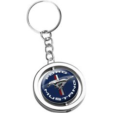Ford Mustang Spinner Keyring, , scaau_hi-res
