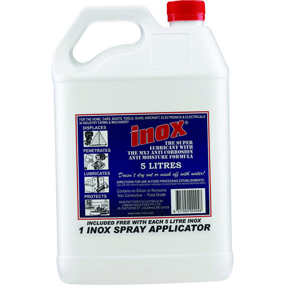 Inox MX3 Lubricant 5L, , scaau_hi-res