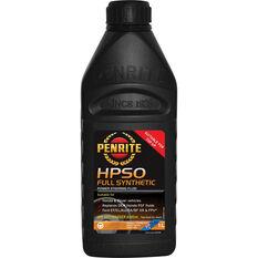 Power Steering Fluid - HPSO, 1 Litre, , scaau_hi-res