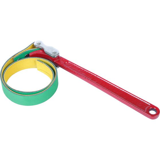 ToolPRO Oil Filter Wrench - Strap, 500mm, , scaau_hi-res