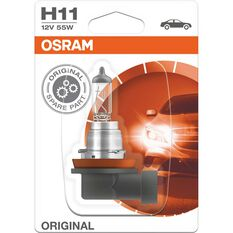 Osram Headlight Globe - H11, 12V, 55W, , scaau_hi-res