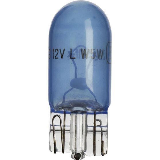 Narva Wedge Bulb - Artic Blue, 12V, 5W, , scaau_hi-res