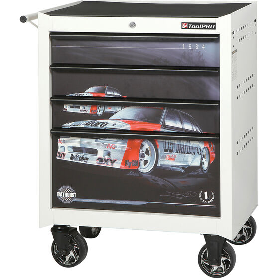 ToolPRO Stomp VK Commodore Tool Cabinet 4 Drawer 27 Inch, , scaau_hi-res