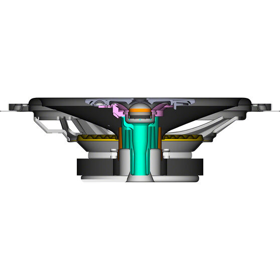 Sony 6.5 inch 3-Way Speakers - XS-GTF1639, , scaau_hi-res
