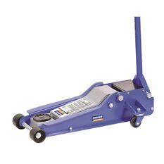 Hydraulic Trolley Jack, Low Profile - 3000kg, , scaau_hi-res