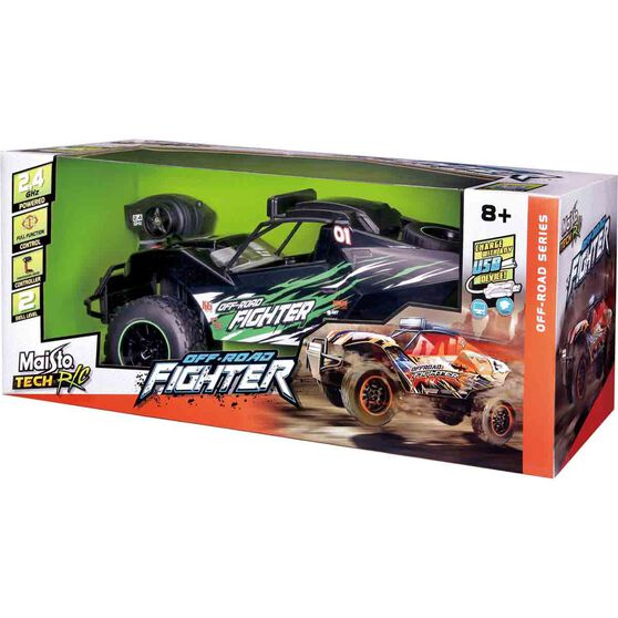 Remote Control Rally Fighter 1:6 Scale Model, , scaau_hi-res