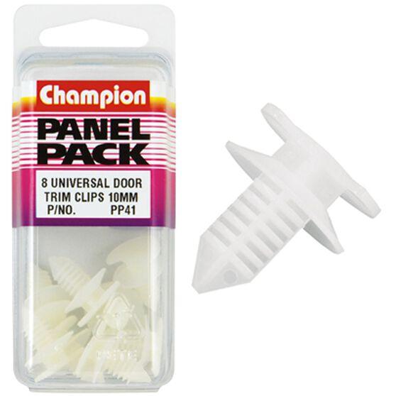 Champion Door Trim Bush - 10mm, PP41, Panel Pack, , scaau_hi-res