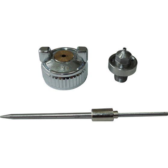 Air Spray Gun Small 1mm Nozzle Kit Suit PLU340074, , scaau_hi-res