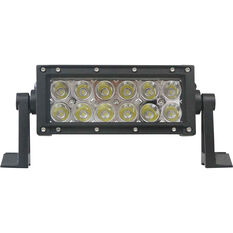 Driving Light Bar - LED, 36W, 8 inch, with Harness, , scaau_hi-res