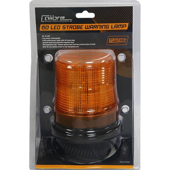 Calibre Warning Lamp - 60 LED, , scaau_hi-res