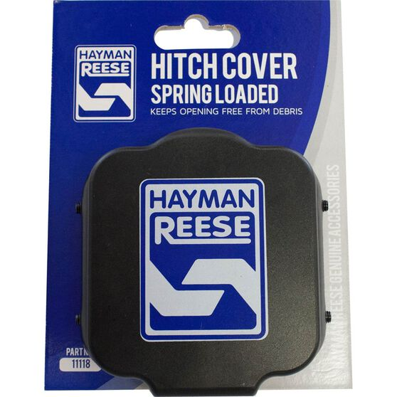 Hayman Reese Hitch Cover - Spring Loaded, , scaau_hi-res