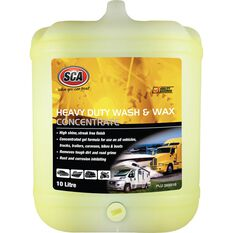 SCA Truck Wash Wax Concentrate - 10 Litre, , scaau_hi-res