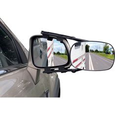 SCA Towing Mirror - 4X4 Clip On, X-Large, Adjustable, Single, , scaau_hi-res