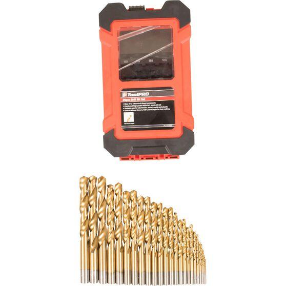 ToolPRO Drill Bit set - 15 Piece, , scaau_hi-res