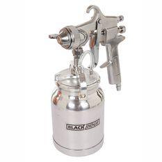 High Pressure Air Spray Gun - 1000mL, , scaau_hi-res