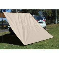 4WD Awning Side Wall - 2.5 x 2.9m, , scaau_hi-res