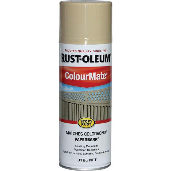 Rust-Oleum Aerosol Paint - Colourmate, Paperbark, 312g, , scaau_hi-res