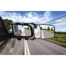 Ridge Ryder Clamp On Towing Mirror, , scaau_hi-res