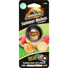Armor All Vent Air Freshener Melon 2.5mL, , scaau_hi-res