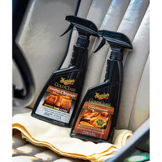 Meguiar's Gold Class, Leather and Vinyl Cleaner - 473mL, , scaau_hi-res