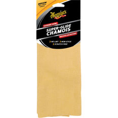 Meguiar's Synthetic Medium Super Glide Chamois, , scaau_hi-res