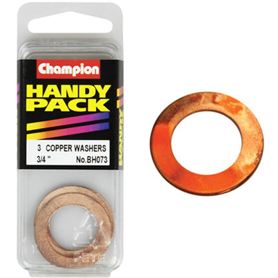 Champion Copper Washers - BH073, , scaau_hi-res