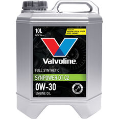 Valvoline Synpower DT C2 Engine Oil 0W-30 10 Litre, , scaau_hi-res