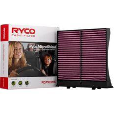 Ryco Cabin Air Filter Microshield RCA183MS, , scaau_hi-res