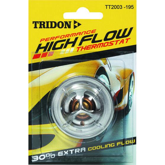 Tridon High Flow Thermostat - TT2003-195, , scaau_hi-res