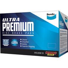 Bendix Ultra Premium Disc Brake Pads - DB1223UP, , scaau_hi-res