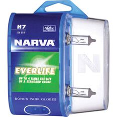 Narva Everlife Long Life Headlight Globe H7 12V 55W, , scaau_hi-res
