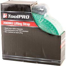 ToolPRO Lifting Strap Webbing 2000kg, , scaau_hi-res