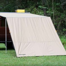 Premium 4WD Awning - Front Wall, 2.5 x 2.2m, , scaau_hi-res