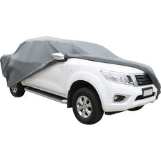 CoverALL Car Cover - Essential Protection - Suits Dual Cab Ute Vehicles, , scaau_hi-res