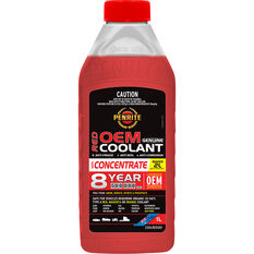 Penrite Red OEM Coolant Concentrate 1 Litre, , scaau_hi-res