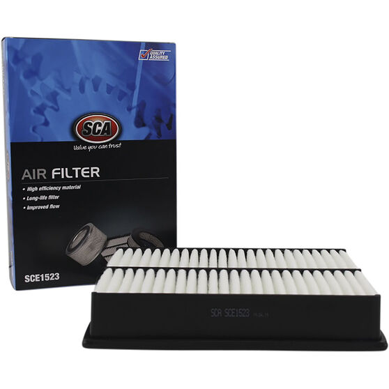 SCA Air Filter SCE1523 (Interchangeable with A1523), , scaau_hi-res