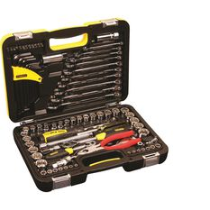 Stanley Trade Tool Kit - 94 Piece, , scaau_hi-res
