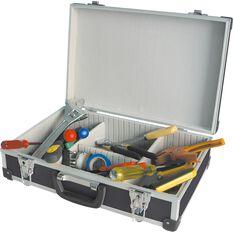 SCA Tool Case - Slimline Aluminium, Black, , scaau_hi-res