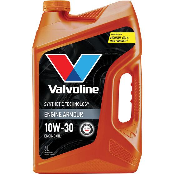 Valvoline Engine Armour Engine Oil 10W-30 5 Litre, , scaau_hi-res